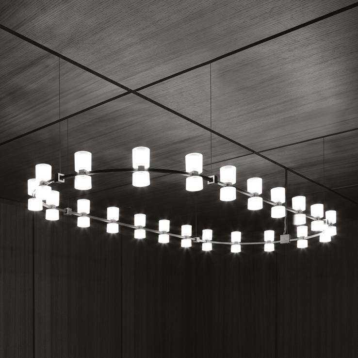 Timbre Luces Low Bay Lighting: Viabizzuno Lighting